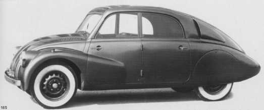 the road that led to the beetle tatra type 97