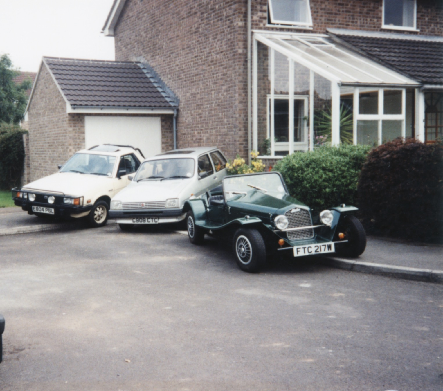 My Suberu MV, MG Metro             and Marlin